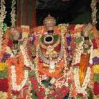Satyanarayana Swami, Bhu-devi and Sri-devi