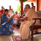 Ruth Becomes Rukmini Devi Dasi