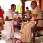 Marco Becomes Maitreya Dasa