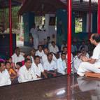 Sri Gopala Prabhu Giving Evening Class in Kannada