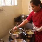 Prema Manjari Cooking for the Deities