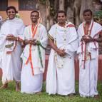 Sanatana Dasa, Paramatma Dasa, Rama Dasa and Madhava Dasa