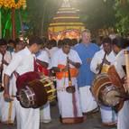 Nagesvaram Accompanying the Ratha