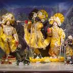 Sri Sri Gaura-Radhika-Madhava