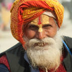 A Sadhu of the Ramanandi Sect