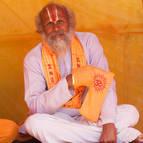 A Brahmana Chanting Japa