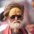 An Old Saivite Sadhu