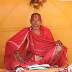 A Brahmana Pandita Reciting Sastra