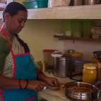 Ratna-cintamani Mataji Cooking