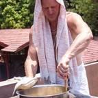 Jagadisvara Making Halava