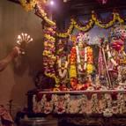 Sandhya-arati