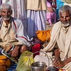 Two Village Pilgrims