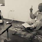 Guru Maharaja Speaks as Maitreya Dasa Translates