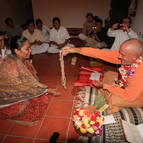 Narayani Becomes Govinda Dasi