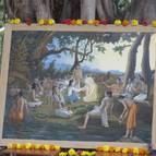 Painting of the Panihati Festival