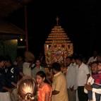 Devotees Pulling Jagannatha's Ratha