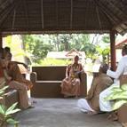 Guru Maharaja Speaks with Devotees