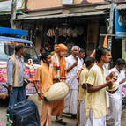 Nagara-sankirtana in Mandya, Srirangapatna and Ganjam - Photo