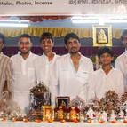 Our Mysore Team – Hari, Rahul, Vishal, Pratap, Kailash and Naresh