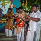 Nagesvaram Leading the Ratha Festival