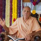 Guru Maharaja Speaking Hari-katha