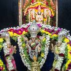 The Deity of Kari-Thimmappa Srinivasa
