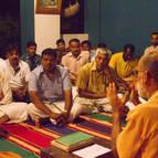 Visnu Maharaja Speaking