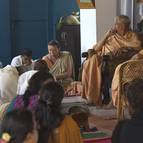 Class by Srila Guru Maharaja