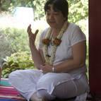 Dhira-lalita Mataji speaking about Srila Prabhupada