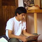 Ekanatha reading translations to the bhajans
