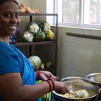 Ratna-cintamani cooking.