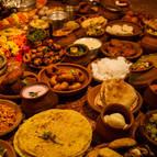 Bhoga offering