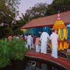 Rathotsava near Govinda-kunda