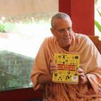 Guru Maharaja speaking on western philosophy