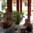 Ratha-yatra in Govindaji Gardens - Photo