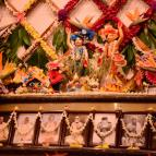 Janmastami in Nueva Ekachakra, Mexico - Photo