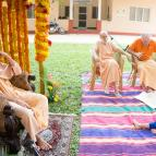 Swami Narasingha's Appearance Day 2015 - Photo