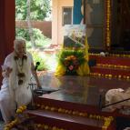 Srila Prabhupada's Vyasa Puja 2015 - Photo