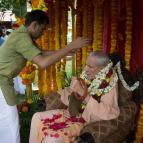 Swami Narasingha's Appearance Day 2015 - Photo