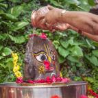 Govardhana Puja 2015 - Photo