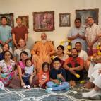 Sri Vyasa Puja in Mexico - Photo