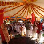 Srila Guru Maharaja's Disappearance Observance, 2021 - Photo