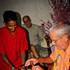 Guru Maharaja opening presents