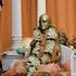 The Deity of Sarasvati Thakura