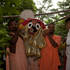 Devotees Move Jagannatha to His New Temple