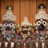 Jagannatha, Baladeva & Subhadra
