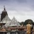 Gaura Gopala & Jagadisvara Taking Darsana of the Jagannatha Temple