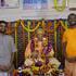 Syamasundara & Rupanuga Serving Srila Prabhupada
