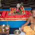 Kanika Prasad Goswami Serving Gopala