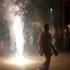 Fireworks for Gaura-Gadadhara